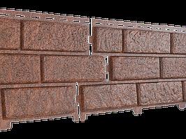 Стоун Хаус Кирпич КРАСНЫЙ Длина  3025 мм, Ширина  230 мм, Площадь 1 шт.  0,695 кв.м  Фасадные панели