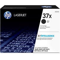 Картридж HP 37X High Yield Black увеличенной емкости, черный (CF237X)