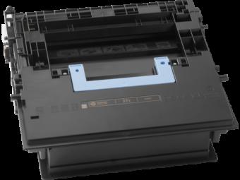 Оригинальный лазерный картридж HP LaserJet 37Y (CF237Y), чёрный