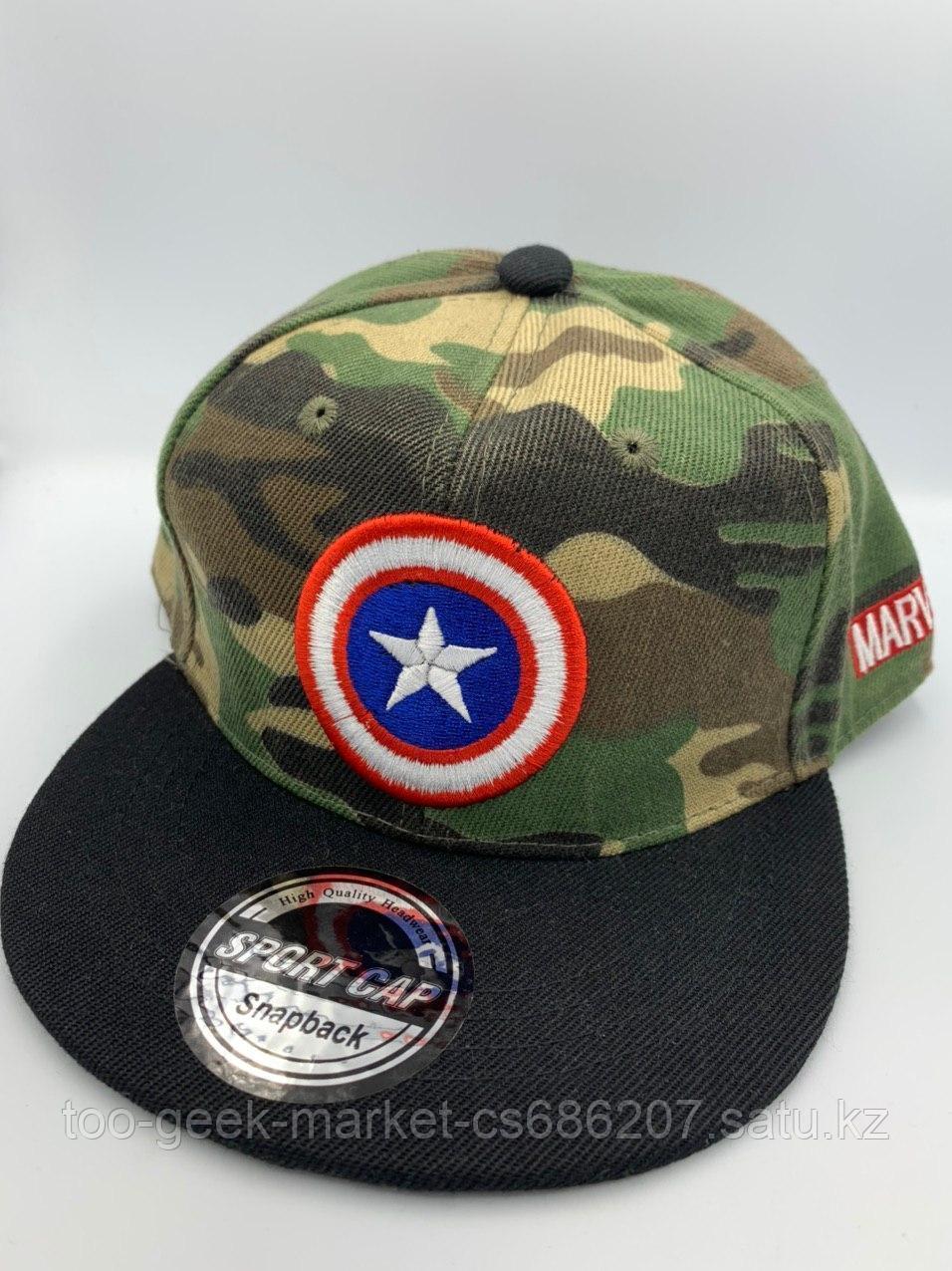"""Снэпбек детский """"Капитан Америка"""""""