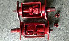 Усиленный карданный редуктор (переходник) к фрезе МоторСич, фото 3