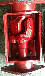 Усиленный карданный редуктор (переходник) к фрезе МоторСич
