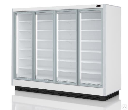 Холодильная витрина Odissey торец