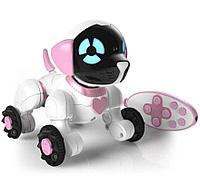 Интерактивный Робот щенок Чиппо WowWee белый