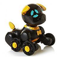 Интерактивный Робот щенок Чиппо WowWee черный, фото 1