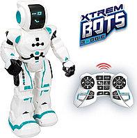 Радиоуправляемый Робот Напарник Blue Rocket Xtrem Bots, фото 1