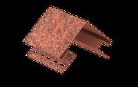 Наружный угол Стоун-хаус Кирпич КРАСНЫЙ   , Длина 3050 мм, фото 1