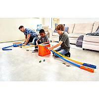 Игровой набор Stunt Box Hot Wheels Track Builder