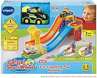 Развивающая игрушка для малышей «Автотрек» VTech, фото 1
