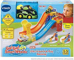 Развивающая игрушка для малышей «Автотрек» VTech