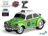 Радиоуправляемая машина Taxi Wangfeng со светом и звуком MK8032B, фото 1