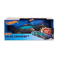 Машинка Hot Wheels Race N Crash 20 см меняющая свет, новинка, фото 1