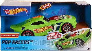 Машинка Hot Wheels Pop Racers Nitro Door Slammer 13 см