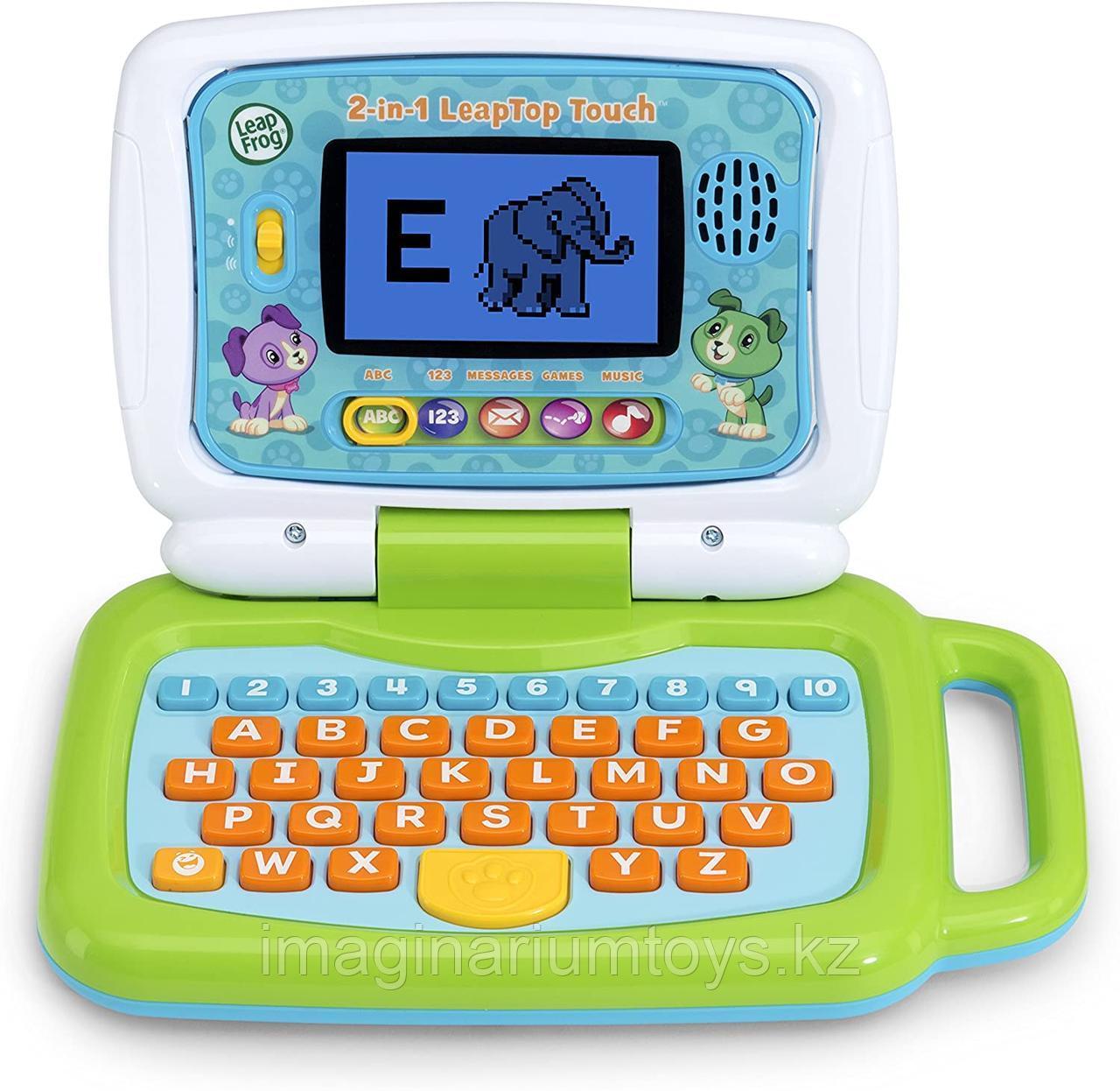 Обучающий игровой планшет для детей Leap Frog