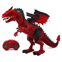 Динозавр Dinosaur Planet красный дракон радиоуправляемый