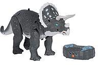 Динозавр Dinosaur Planet трицератопс радиоуправляемый