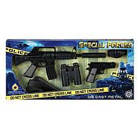 Набор полицейского Gonher Special Forces пистолет и автомат