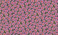 Ткань для пэчворка-Серия Цветы,шир.110см