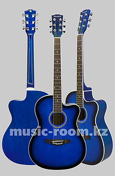 Акустическая гитара Adagio MDF-3917С BLS