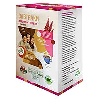 Di&Di Завтраки амарантовые в глазури с темным шоколадом 250 гр