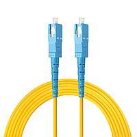 3M SC-SC Одномодовый оптоволоконный патч-кабель . Оптический сетевой кабель, фото 1
