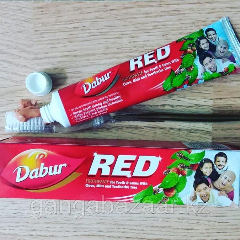 Аюрведическая зубная паста РЭД ДАБУР (Red Dabur), 100