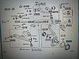 Сальник поворотного кулака (передней цапфы) LAND CRUISER 100, LEXUS LX470 1998-2005, фото 5