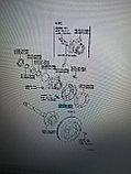 Дефлектор (маслоотражатель) задней полуоси LAND CRUISER PRADO 120 2002-2009, фото 4