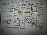 Прокладка пыльника поворотного кулака (передней цапфы) LAND CRUISER 100, LEXUS LX470 1998-2005, фото 3
