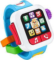 Развивающая интерактивная игрушка для малышей «Часы» Fisher-Price, фото 1