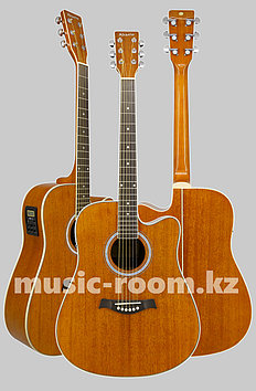Элуктроакустическая гитара Adagio MDF-4123СE