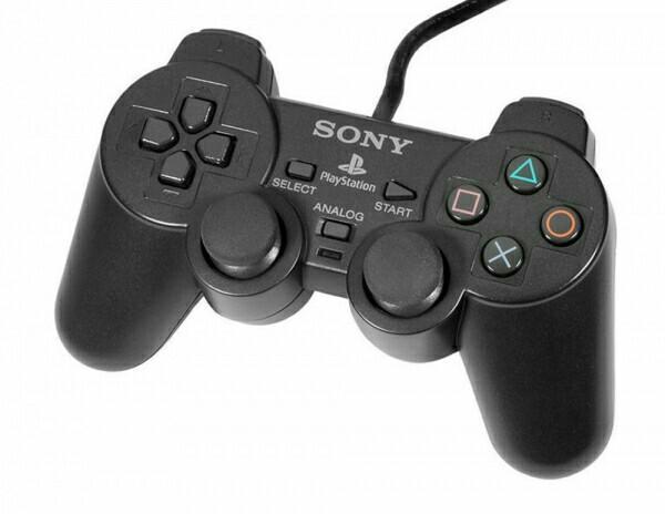 Джойстик Sony Playstation 2 (Original)