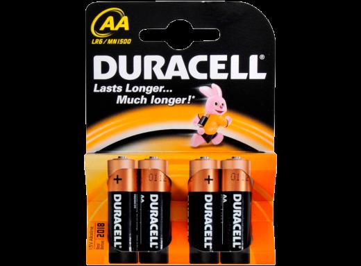 Батарейка Duracell Ultra AAx4 LR06 (4 шт)