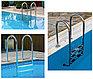 Лестницы на бортные для бассейна, фото 10