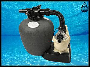 Фильтровальные установки для бассейна (Моноблок)