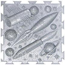 Модульные коврики Ортодон, набор «Космос» (8 пазлов), фото 3