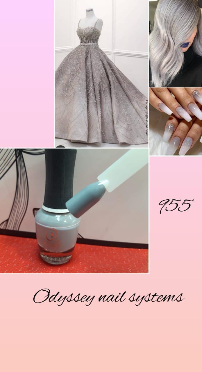 Лак для ногтей Odyssey Nails Systems #955