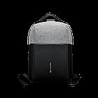 """Рюкзак для ноутбуков 15.6"""" CANYON Анти-Вор (Black / Gray)"""