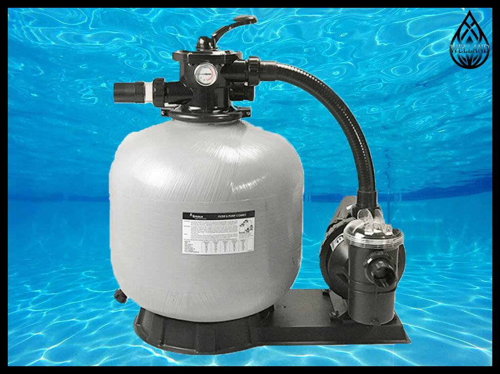 Фильтровальные установки Emaux для бассейна (Моноблок)