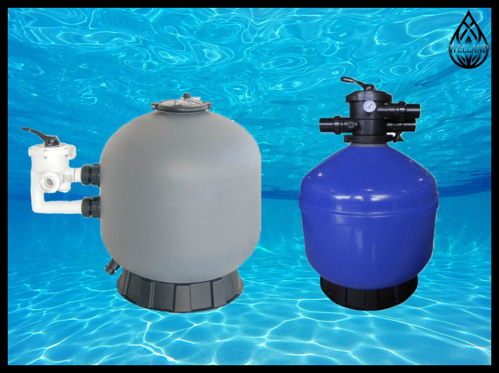 Песочные фильтра полипропиленовые для бассейна