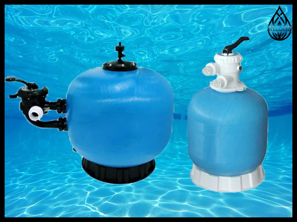 Песочные фильтра шпульной навивки для бассейна