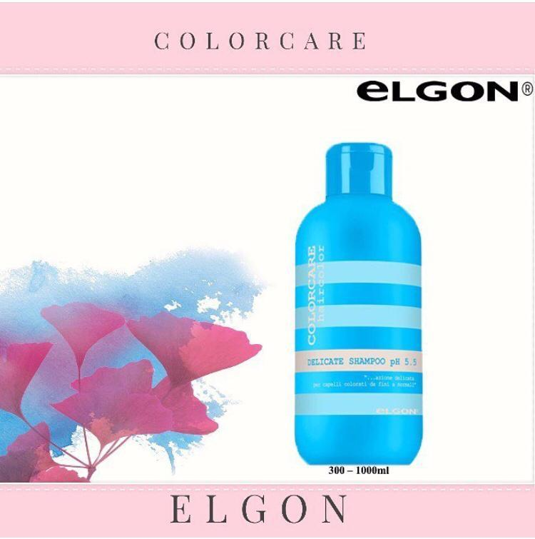 Шампунь COLORCARE DELIKATE 300ml Elgon