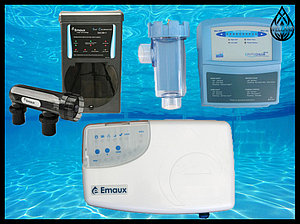 Солевые хлоринаторы для бассейна