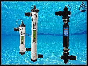 Ультрафиолетовые системы дезинфекции для бассейна
