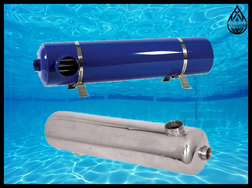Теплообменники для бассейна