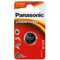 Батарейки Panasonic CR-2032EL/1B (1 шт)