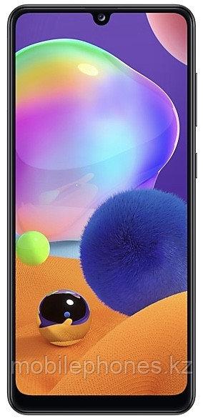 Смартфон Samsung Galaxy A31 Чёрный