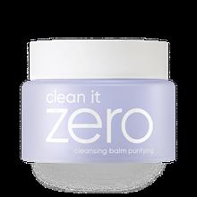 Очищающий щербет, Banila Co, Clean it Zero, Cleansing Balm Purifying