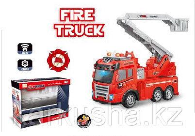 Интерактивная пожарная машина
