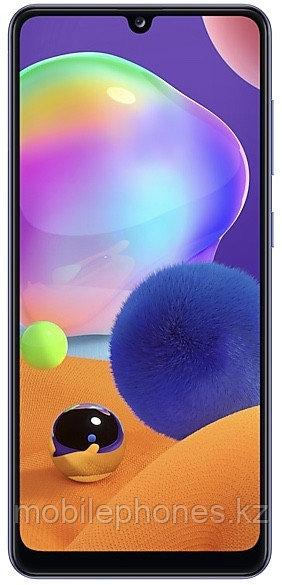 Смартфон Samsung Galaxy A31 Голубой